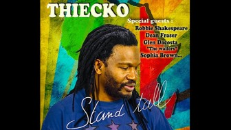 "THIECKO Releases New Album ""Stand Tall"""