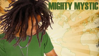 Reggae Sensation Mighty Mystic Makes Big Splash with Concrete World.