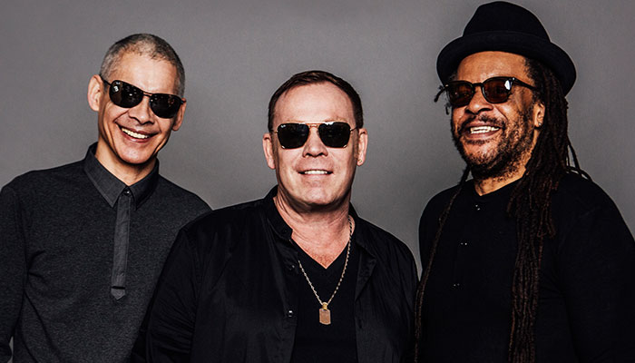 Reggae UB40 - British Bands Influenced by Reggae.