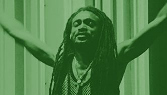 "Fabian Marley ""Gong Kid"" Jamaican Reggae Artist"
