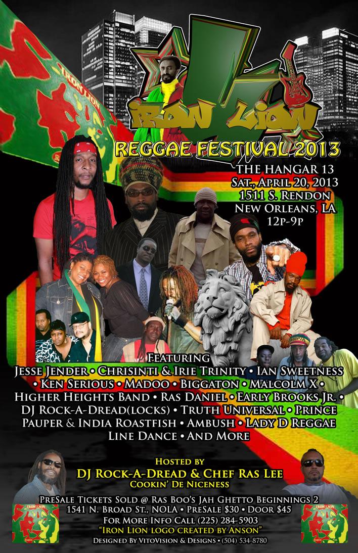 New Orleans Reggae