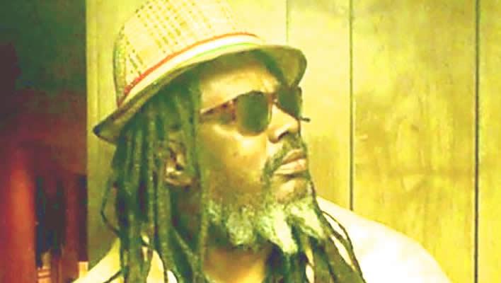 Ras Jammie Reggae Artist