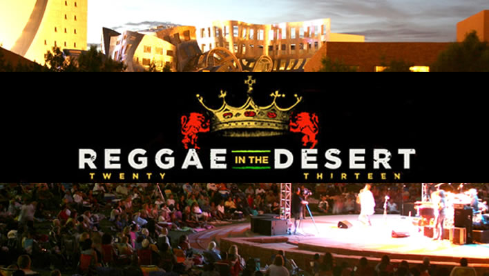 Reggae in the Desert - Reggae Nevada